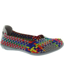 Catwalk Women's Shoes (pumps / Ballerinas) In Multicolour