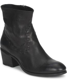 Gold Hill Rabat Women's Mid Boots In Black