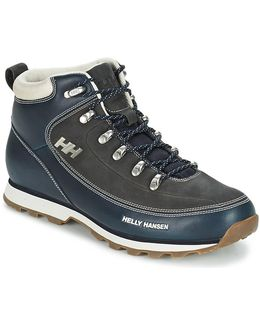 The Forest Men's Mid Boots In Blue