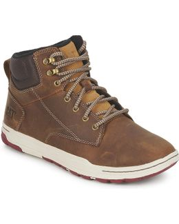 Colfax Mid Men's Shoes (high-top Trainers) In Brown