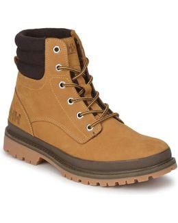 Gataca Men's Mid Boots In Beige