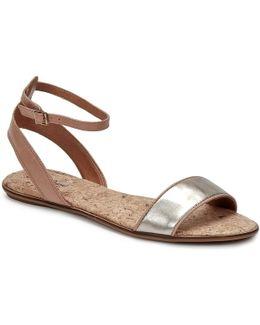 Covela Women's Sandals In Gold