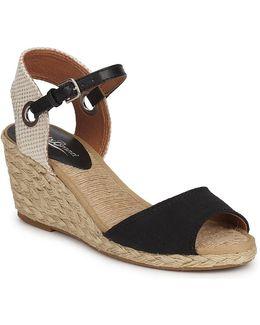 Kyndra Women's Sandals In Black