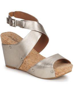 Moran Women's Sandals In Beige