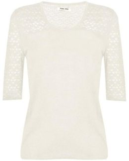 Pullover Muriel Women's Sweater In White