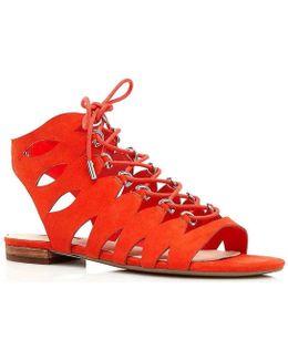 Flro21 Esu03 Sandals Women Red Women's Sandals In Red
