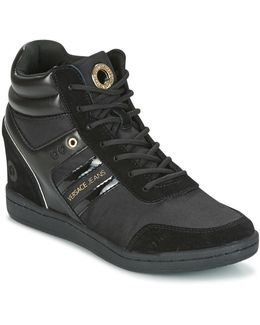 - Women's Shoes (high-top Trainers) In Black