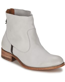 Sylvia Oxide Women's Mid Boots In White