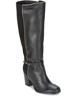 Effie Women's High Boots In Black