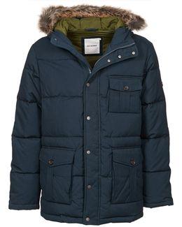 Clerke Men's Jacket In Blue