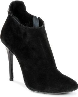 Mael Women's Low Boots In Black