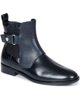 Noa Women's Mid Boots In Black