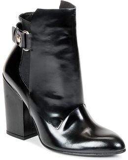Marcela Women's Low Boots In Black