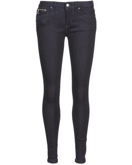 Denim Como Lw Senna Women's Skinny Jeans In Black