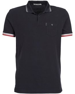 Grefune Men's Polo Shirt In Blue
