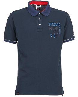 Hp Club Men's Polo Shirt In Blue