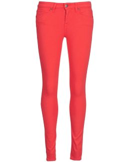 Como Women's Trousers In Red