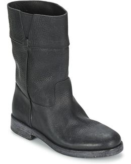 Rosy Women's High Boots In Black