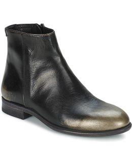 Caithlyn Women's Mid Boots In Black