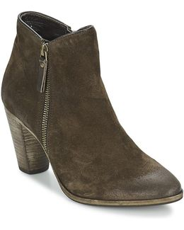 Snyder Women's Low Boots In Brown
