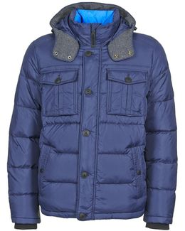New York Hdd Down Men's Jacket In Blue