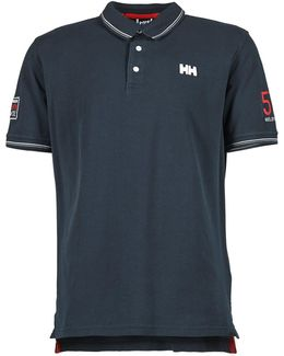 Mastrand Men's Polo Shirt In Blue