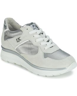 Spider Women's Shoes (trainers) In Grey
