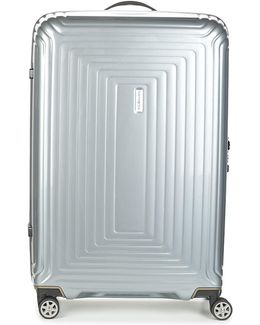 Neopulse Spinner 75 Men's Hard Suitcase In Silver
