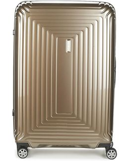 Neopulse Spinner 75 Men's Hard Suitcase In Brown