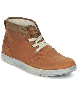 Gerton Men's Mid Boots In Brown