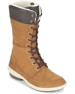 Loulise Women's Snow Boots In Brown