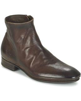 Juno Women's Mid Boots In Brown