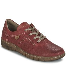 Steffi 07 Women's Casual Shoes In Red