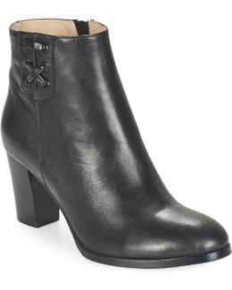 Walle Women's Low Ankle Boots In Black