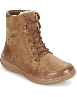 Shawna Women's Mid Boots In Brown