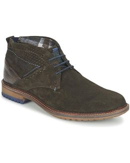 Fratoli Men's Mid Boots In Brown