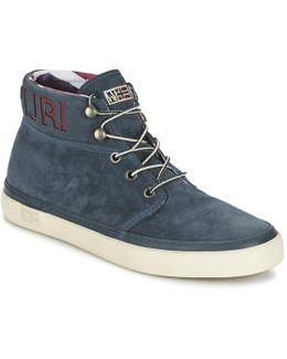 Jakob Men's Mid Boots In Blue