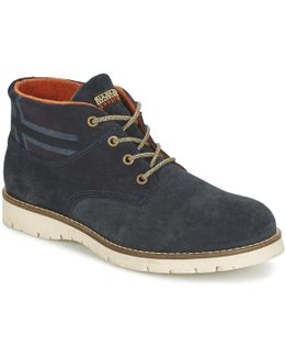 Trygve Men's Mid Boots In Blue