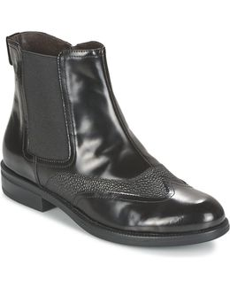 Clyde 15 Women's Mid Boots In Black