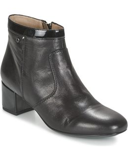 Lory 12 Women's Low Ankle Boots In Black