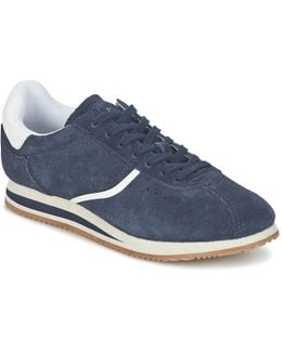 Amu Lace Up Women's Shoes (trainers) In Blue