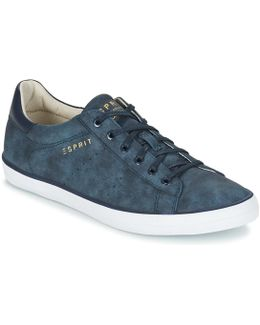 Miana Lace Up Women's Shoes (trainers) In Blue