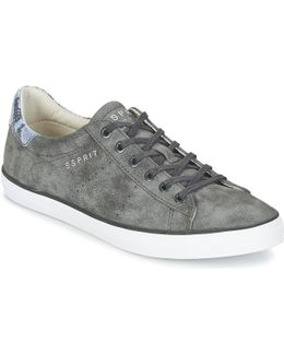 Miana Lace Up Women's Shoes (trainers) In Grey