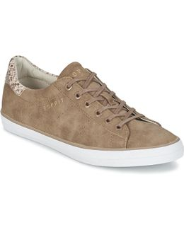 Miana Lace Up Women's Shoes (trainers) In Brown