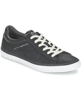 Riata Lace Up Women's Shoes (trainers) In Black