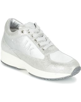 Raul Women's Shoes (trainers) In Silver
