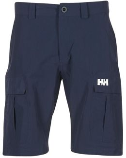 Hh Cargo Men's Shorts In Blue