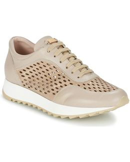 Grame Women's Shoes (trainers) In Beige