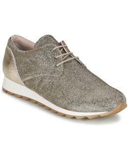 Derze Women's Shoes (trainers) In Silver