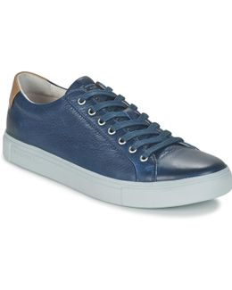 Nm01 Men's Shoes (trainers) In Blue